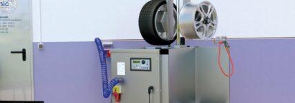 Umweltschonende Räderwäsche ohne jegliche Chemie