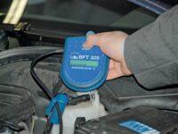 Was H<sub>2</sub>O im Bremssystem bewirkt und wie viel zulässig ist
