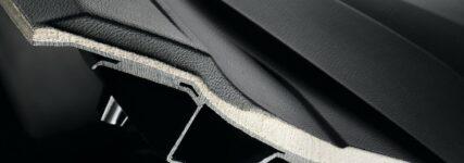 Kompakte und leichte Armaturentafeln dank innovativer Schaumstoffe