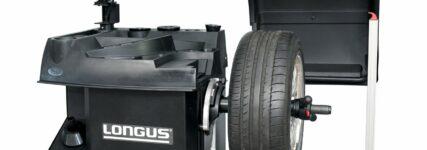 Neue Montier- und Wuchtmaschinen mit interessanten Details