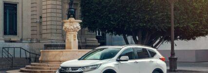 Erster Honda-SUV als Hybrid