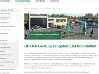 Gebündelte Informationen zur E-Mobilität