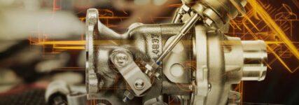 Jetzt auch Original-Turbolader im Ersatzteilprogramm