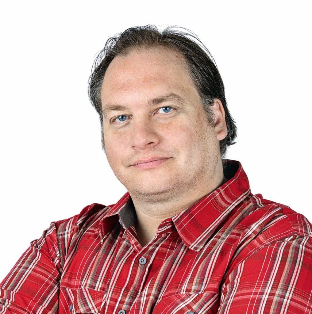 Benjamin Schleich, Redakteur der KRAFTHAND:
