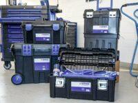 Vier neue Werkzeugboxen