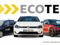Die saubersten Autos laufen elektrisch