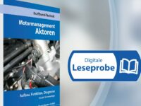 Leseprobe: Motormanagement/Aktoren neu im Krafthand Shop