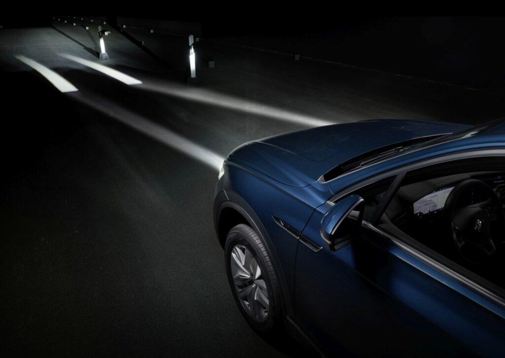 LED-Scheinwerfer von Volkswagen