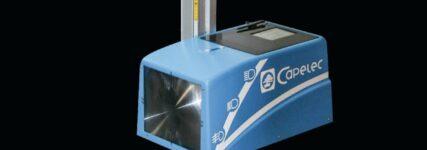 Scheinwerfer-Einstellgerät mit Kamera