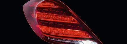 Heckleuchten für Mercedes-Benz S-Klasse