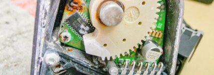 Motorlaufprobleme durch Regelklappenkorrosion