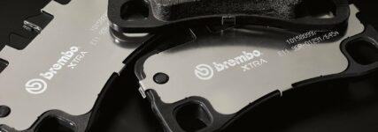 Brembo XTRA-Bremsbeläge