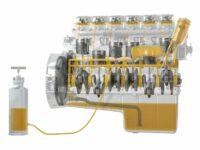 Druckölbefüllung an überholten Motoren