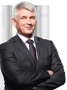 Stefan Juraschek, Leiter der Entwicklung Electric Powertrain bei BMW
