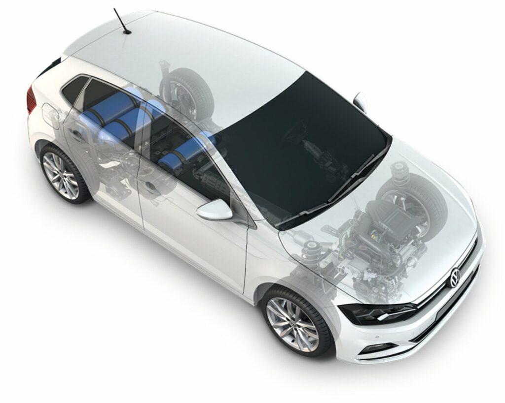 Erdgasfahrzeuge Volkswagen