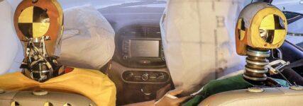 Multi-Kollisions-Airbagsystem