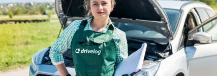 Drivelog nach Verkauf wieder am Start