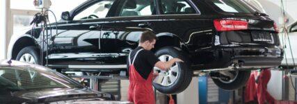 Werbeaktion soll das Reifengeschäft ankurbeln