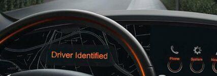 Fahrzeugentriegelung durch Gesichtserkennung