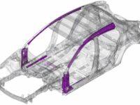 Kalt umgeformte Karosserieteile erhöhen Crashsicherheit