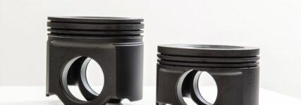 Neues Verfahren ermöglicht Stahlkolben in starken Pkw-Dieseln