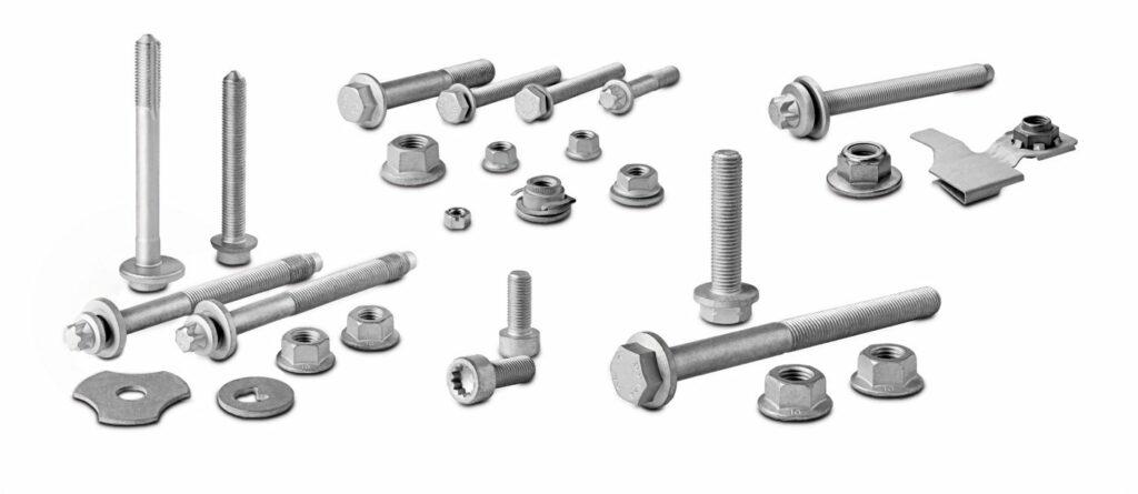 Ersatzteile für Fahrwerks- und Lenkungsreparatur von ZF Aftermarket