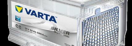 Neue Batterie-Baureihe für Autos mit Start-Stopp-Funktion
