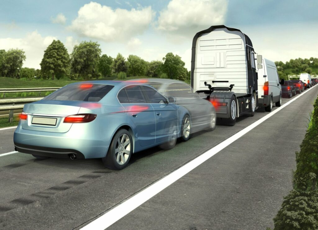 Forschungsprojekt Fahrerassistenzsysteme