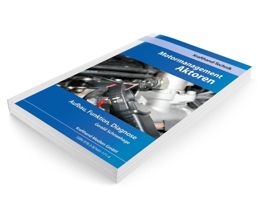 Fachbuch über das Thema Motormanagement-Aktoren