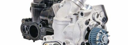Continental setzt bei Wasserpumpengehäuse auf Aluminium