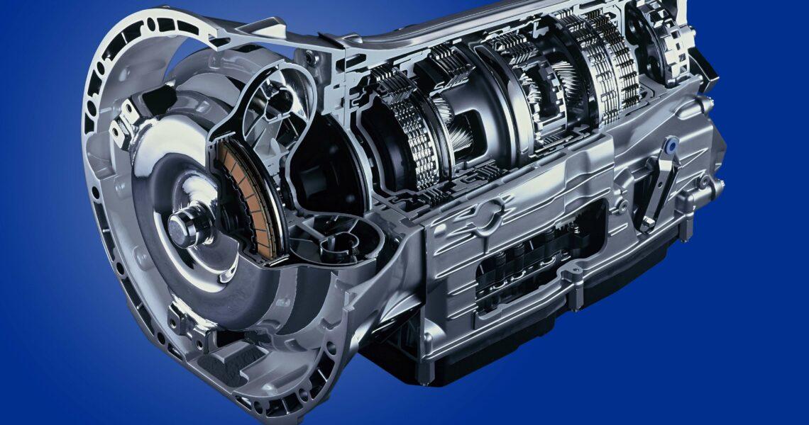 7G-Tronic Automatikgetriebe von Mercedes Benz