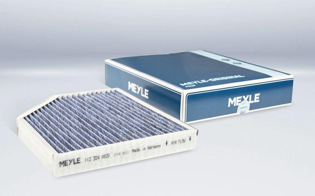 Biofunktionaler Innenraumfilter von Meyle