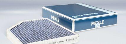 Innenraumfilter gegen Bakterien und Schimmel