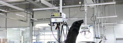 E-BOX liefert Energie direkt ans Fahrzeug