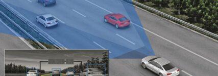 Schnellere Bilderkennung für autonomes Fahren
