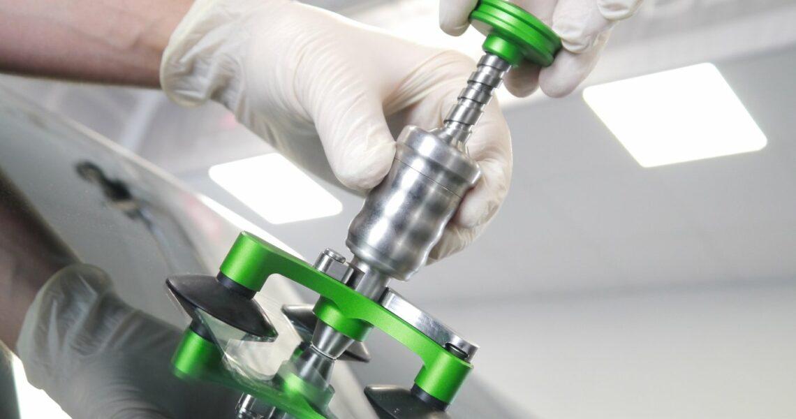 Autoglasreparatur von KS Autoglas