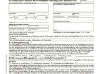 Achtung: Neue Formulare zur Reparaturkostenübernahme