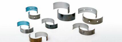 Polymerbeschichtung soll Gleitlager robuster machen