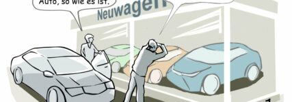 Immer mehr und immer ältere Autos auf den Straßen