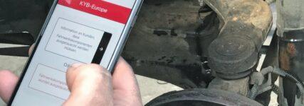 Feder- und Stoßdämpfer-Check beim Radwechsel