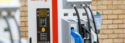 Shell will bald auch Stromer auftanken