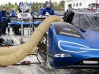 Die Lade- und Kühlstrategie des VW ID.R