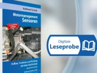 Leseprobe: Motormanagement Sensoren, 5. Auflage