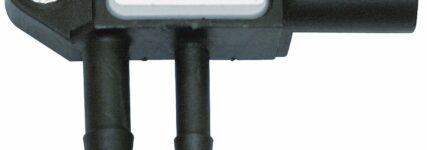 Der (Differenz-)Drucksensor fürs Abgas