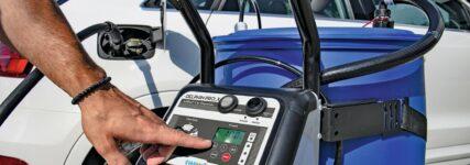 AdBlue professionell tanken – einfach nachkippen ist out