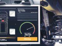 Lastmesssystem erfasst Beladungszustand