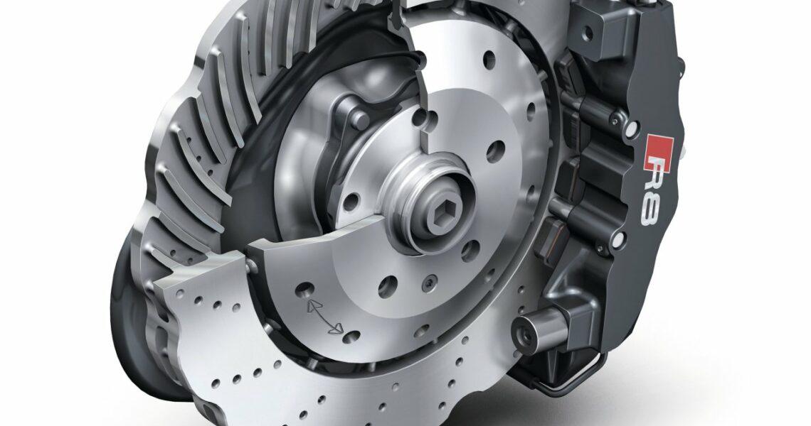 Bremsscheibe Audi R8
