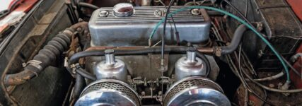 Moderne Öle für betagte Autos