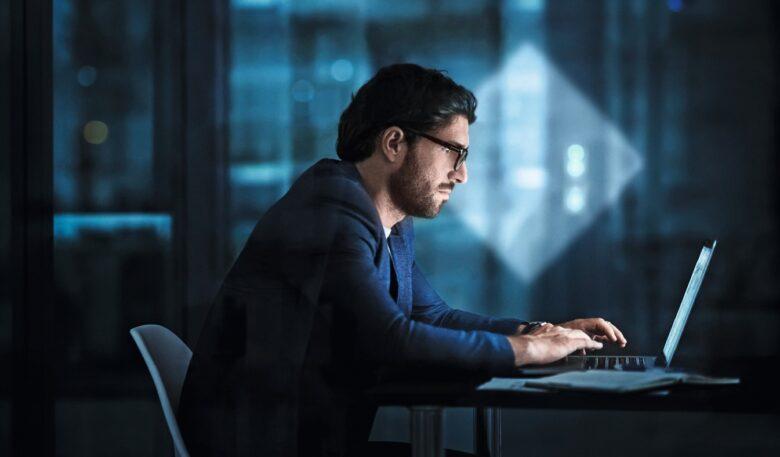 Schutz vor Hackerangriffen