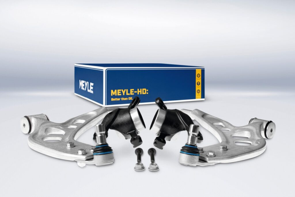 HD-Querlenker-Kit für BMW und Mini von Meyle